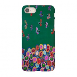 iPhone 7 SlimFit Happy World by Helen Joynson (modern fun)