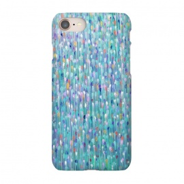 iPhone 7 SlimFit Sparkly Water by Helen Joynson (fun modern)
