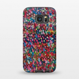 Galaxy S7  Floating Flowers by Helen Joynson