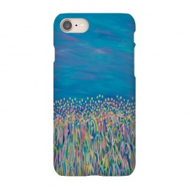 iPhone 7 SlimFit Saturns Garden by Helen Joynson (modern fun)