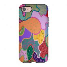 iPhone 8/7  Colours of Another Galaxy by Helen Joynson (modern fun)