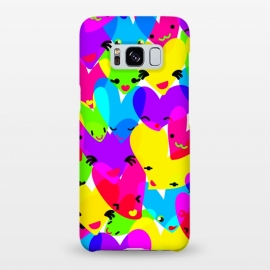 Galaxy S8+  Sweet Hearts by MaJoBV