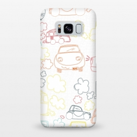 Galaxy S8+  Stitched Cars by MaJoBV