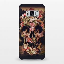 Galaxy S8+  Jungle Skull by Ali Gulec ()
