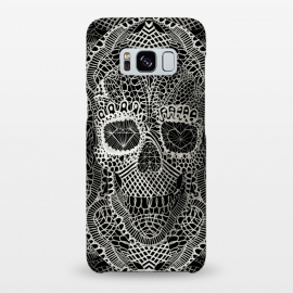 Galaxy S8+  Lace Skull by Ali Gulec ()