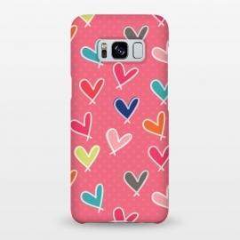 Galaxy S8+  Pink Blow Me One Last Kiss by Rosie Simons ()