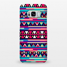 Galaxy S8+  Tribal Aztec by Nika Martinez