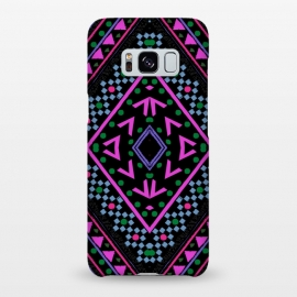 Galaxy S8+  Neon Pattern by Nika Martinez ()