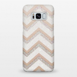 Galaxy S8+  Nude Chevron by Monika Strigel ()
