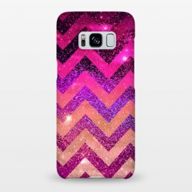 Galaxy S8+  Chevron Water Galaxy by Monika Strigel ()