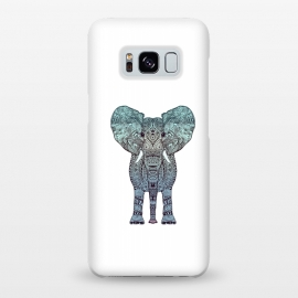 Galaxy S8+  Elephant Blue by Monika Strigel ()