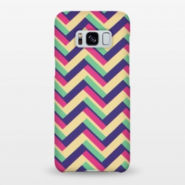 Galaxy S8+  3D Chevron by Josie Steinfort  ()