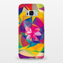 Galaxy S8+  Acid Blossom by Eleaxart ()