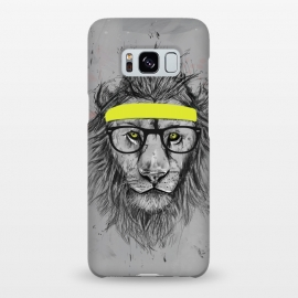 Galaxy S8+  Hipster Lion by Balazs Solti ()