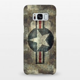 Galaxy S8+  Airforce Roundel Retro by Bruce Stanfield ()