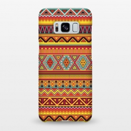 Galaxy S8+  AZTEC PATTERN by Diego Tirigall ()