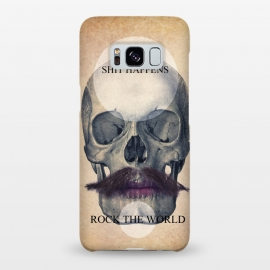 Galaxy S8+  SKULL ROCK THE WORLD OK by Diego Tirigall ()