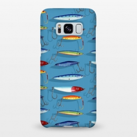 Galaxy S8+  Casting Jigs by Trinity Mitchell Art