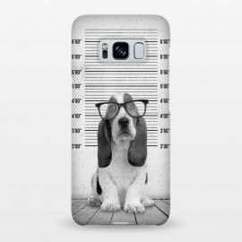 Galaxy S8+  Guilty Puppy by Sebastian Parra