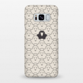 Galaxy S8+  Black Sheep by Davies Babies