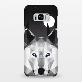 Galaxy S8+  The Tundra Wolf by Davies Babies