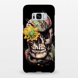 Galaxy S8+  Snake and Skull by Nicebleed ()