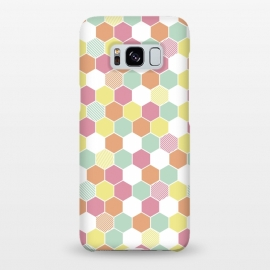 Galaxy S8+  Geo Hex by Alice Perry Designs ()