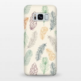 Galaxy S8+  Feathers by TracyLucy Designs ()