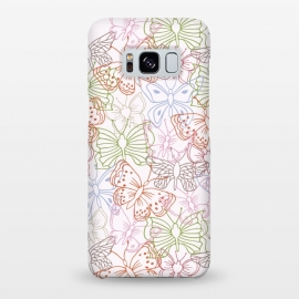 Galaxy S8+  Butterfly Field by TracyLucy Designs ()
