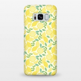 Galaxy S8+  Lemons by TracyLucy Designs ()