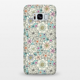 Galaxy S8+  Marisa Floral by TracyLucy Designs ()
