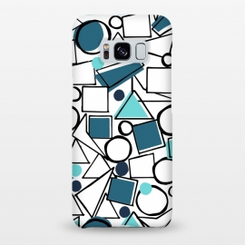 Galaxy S8+  Geometric by Dunia Nalu