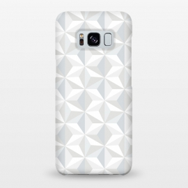Galaxy S8+  White Geometry by M.O.K. ()