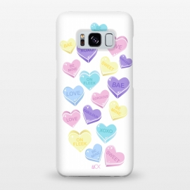 Galaxy S8+  Heart Candy by M.O.K. ()