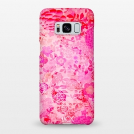 Galaxy S8+  Rose Floral by M.O.K. ()