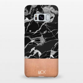 Galaxy S8+  Marble and Pink Copper by M.O.K. ()