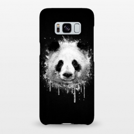 Galaxy S8+  Panda Portrait in Black White by Philipp Rietz ()
