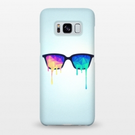 Galaxy S8+  Psychedelic Nerd Glasses with Melting lsdtrippy by Philipp Rietz ()