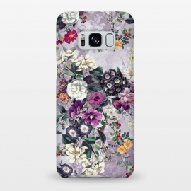 Galaxy S8+  Floral Pattern by Riza Peker