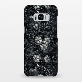 Galaxy S8+  Floral Pattern IX by Riza Peker