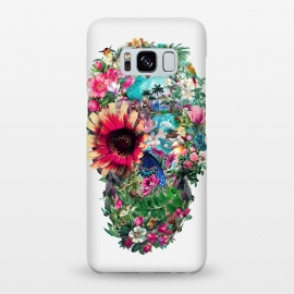 Galaxy S8+  Summer Skull II by Riza Peker