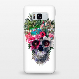 Galaxy S8+  Summer Skull III by Riza Peker