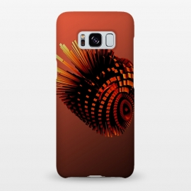 Galaxy S8+  Your Bronze Cyborg Heart by Adoryanti ()