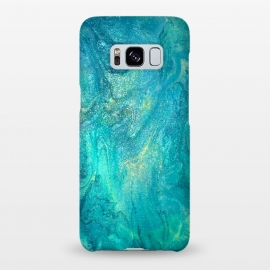 Galaxy S8+  Sea Stone by Ashley Camille