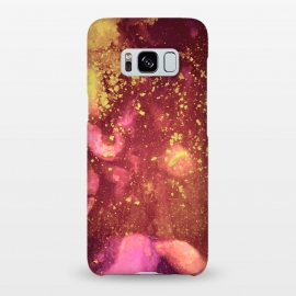 Galaxy S8+  Gilded Flakes by Ashley Camille ()