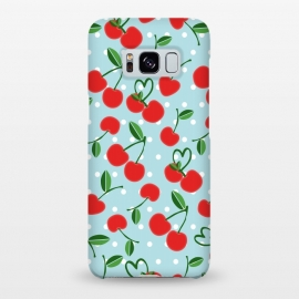 Galaxy S8+  Cherries by Leska Hamaty ()