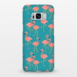 Galaxy S8+  Flamingo by Leska Hamaty
