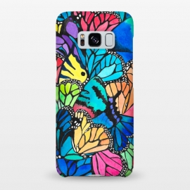Galaxy S8+  Butterfly Spark by Amaya Brydon ()