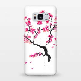 Galaxy S8+  Cherry Blossoms by Amaya Brydon ()
