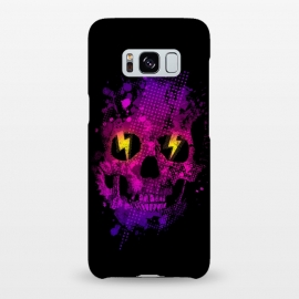 Galaxy S8+  Acid Skull by Mitxel Gonzalez ()
